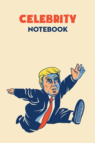 Celebrity Notebook: Notebook|Journal| Diary/ Lined - Size 6x9 Inches 100 Pages