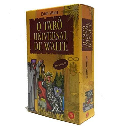 Tarô Universal de Waite (Baralho 78 Cartas)