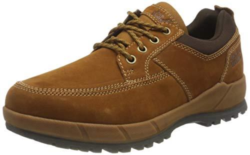 Jack Wolfskin Herren Jackson Low M Sneaker, Honey/Brown,45.5 EU