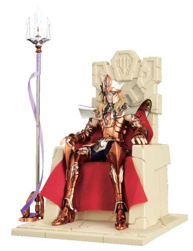 Saint Seiya Myth Cloth Poseidon God of Sea Royal Ornament Deluxe Version [Toy] (Japan Important)