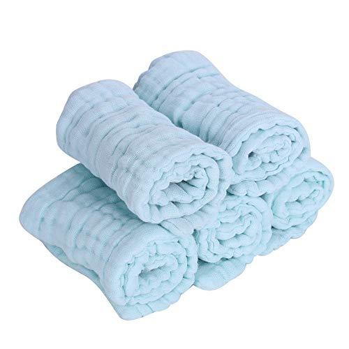 YIHEXUANkeji Windeln für Neugeborene, Stoffwindeln, langlebig, exquisites Handwerk, Baumwolle, waschbar und wiederverwendbar, Baby-Pflegeprodukt (grün)