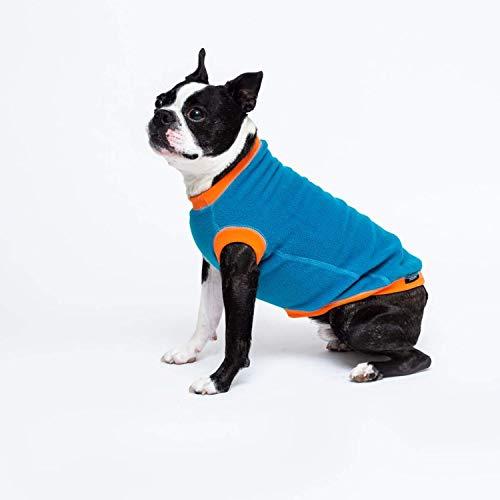Dogsnug Fleece-Hundepullover für den Winter, wasserabweisend, regendicht