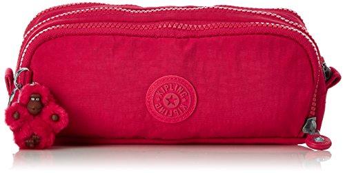 Kipling Gitroy Estuche Grande, Rosa (True Pink)