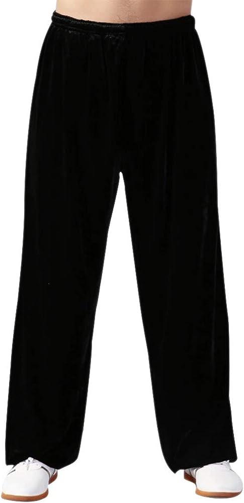 BOZEVON Tai Regular dealer Chi Very popular Uniform Trousers Traditional Mart - Chinese Warm