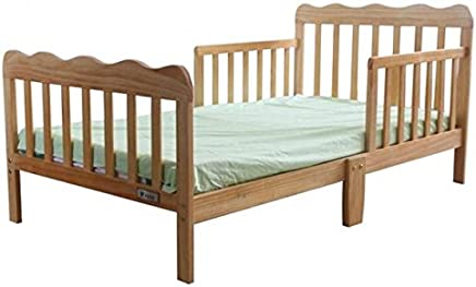 aBaby Fizzy Toddler Bed,  Natural