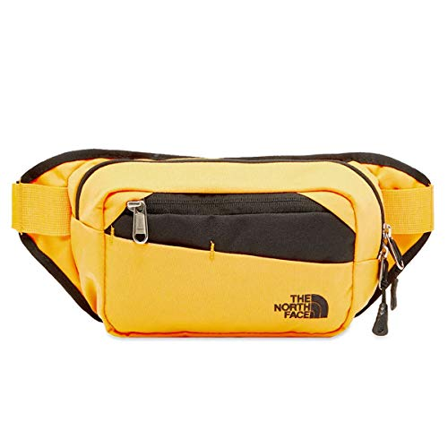 Riñonera The North Face Lumbar Pack 4L amarillo azul