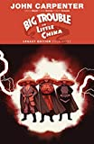 Big Trouble in Little China Legacy Edition Book Three