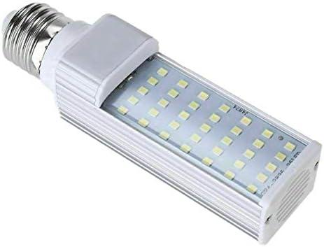 Amazon.com: Exanko Fishpod White Plant Aquarium 7W Grow Light LED Tank Fish Coral Bulb E27 Lamp : Pet Supplies