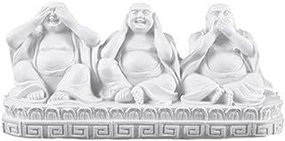 That Internet Shop See No oiga ningún Hablar ningún Mal Resina Buda Inicio del Ornamento