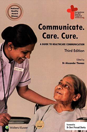 Communicate Care Cure