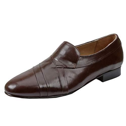 Giorgio Brutini Men's 24438 Oxford, Brown, 12