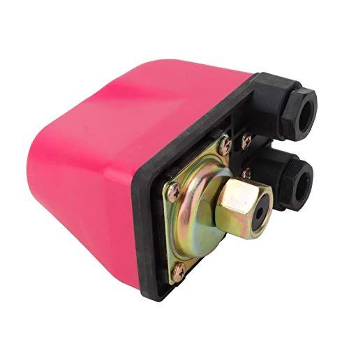 Controlador de presión de bomba de agua Accesorio para el hogar Controlador automático de bomba para bomba de agua Compresor de aire para bomba de chorro para tanque de peces para bomba de