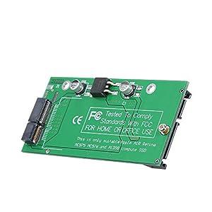 Hillrong - Tarjeta Adaptador SSD para MacBook Air/Pro Retina 2012 ...