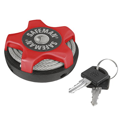 Safeman Multifunction Quick Lock, Red