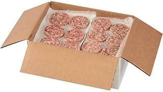 Rudys Farms Stuffed/Sliced Mild Whole Hog Sausage Patties, 1.5 Ounce -- 132 per case.