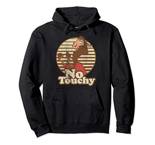 Disney Emperor's New Groove Kuzco Llama No Touchy Hoodie