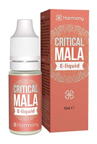 Harmony CBD Liquid 600mg Cannabidiol - 10ml - Critical Mala Terpene (nikotinfrei)