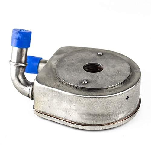Daojun 227559 Nuevo Motor de refrigerador de Aceite AL6 Transmisión Caja de Cambios del radiador en Forma for el Peugeot 206 207 307 307 408 Citroen C4