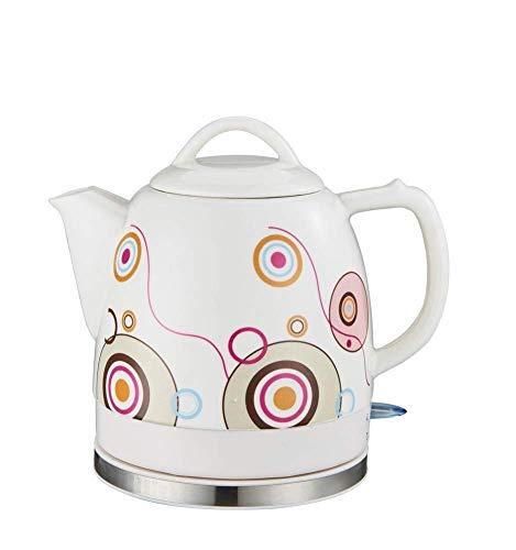 Bouilloire électrique GJJSZ,Arrêt automatique sans fil,Température constante intelligente,Infusion rapide de thé,Soupe de café,Maison de bureau,Élément chauffant Mini chaudière Eau chaude Immersion de