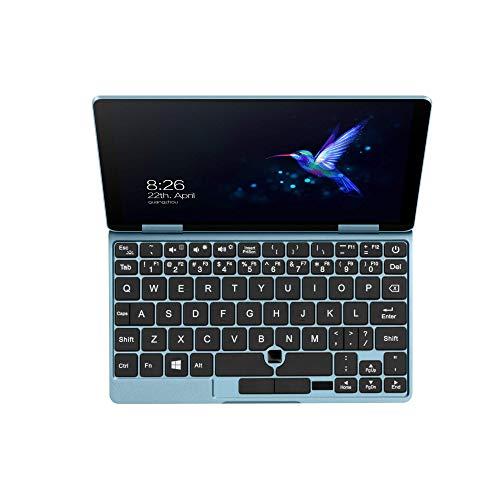 ONE-NETBOOK OneMix 1S+ Windows10搭載 ノートパソコン 7型 コンバーチブル型2in1スタイルノートPC Core m3-8100Y 8GBメモリ 256GB SSD YOGAモード 1920 * 1200 IPS ブルー