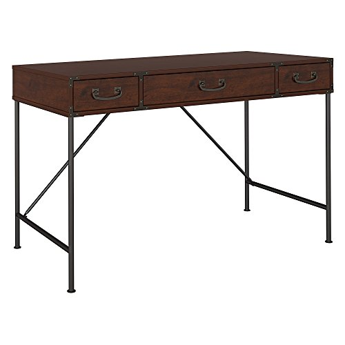 Kathy-Ireland-Home-by-Bush-Furniture-KI50101-03-Ironworks-48W-Writing-Desk-Vintage-Golden-Pine