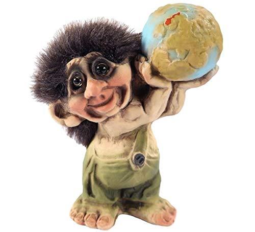 Nyform Troll Norway Holding Earth