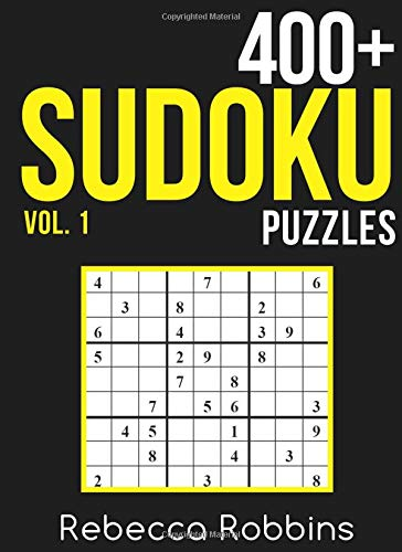 Gift Ideas for a Teenager in the Hospital - Sudoku book