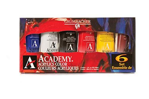 Grumbacher Academy Acrylic Paint