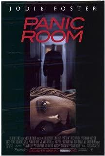 27 x 40 Panic Room Movie Poster