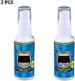2pcs Küche Badezimmer Wunder Entfetter und Reiniger Spray, Magic Degreaser Home Küche Hochleistungs, Easy Cleaning Dilute Dirt & Oil (2 Stück)