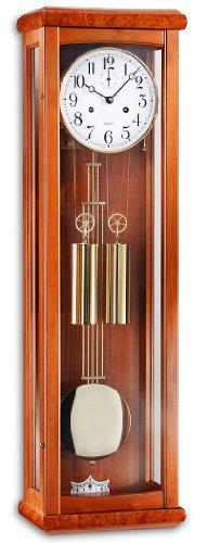 Kieninger 2174-37-02 Moderne wandklok met mechanische aandrijving