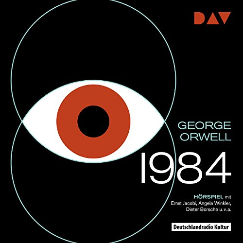 1984                   By:                                                                                                                                 George Orwell                               Narrated by:                                                                                                                                 Ernst Jacobi,                                                                                        Angela Winkler,                                                                                        Dieter Borsche                      Length: 1 hr and 59 mins     7 ratings     Overall 1.9