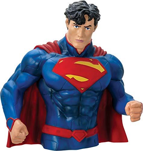 "Monogram Superman New 52 Action Figure Bust,Multi-colored,4"""