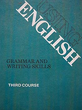 Hardcover Using English Third Course Book