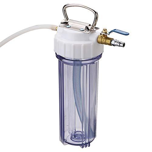WZhen 1.2L 1.7M Anti-Freeze Tube Vehicle Auto Car Bottle Filler Bleeder Pumping Unit Freno Neumático