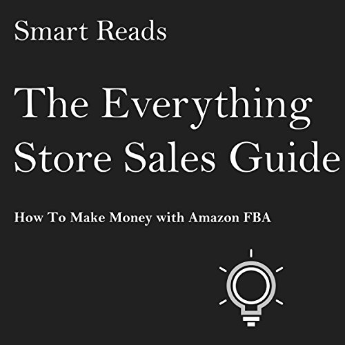 The Everything Store Sales Guide cover art