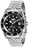 Invicta Men's Pro Diver 29178 Black Stainless-Steel Automatic Diving Watch
