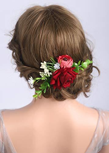 Flores traje flamenca 🤩