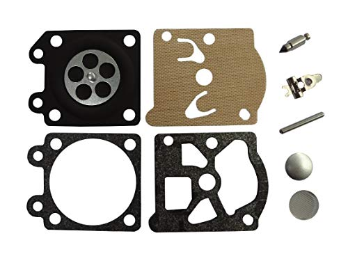 CTS - Kit di riparazione ricostruzione carburatore sostituisce Walbro K26-WAT per Echo PB410 PB411 P003001180