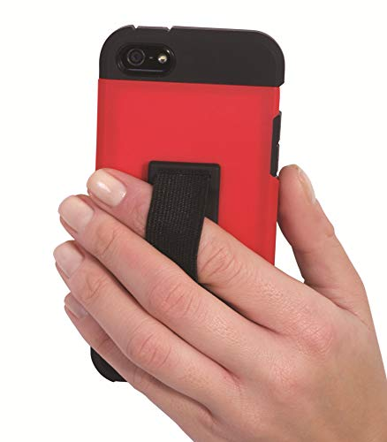 goStrap Cell Phone Strap - Phone Loop Finger Holder - Grip for Phone Case - Cell Phone Holder - Phone Accessories
