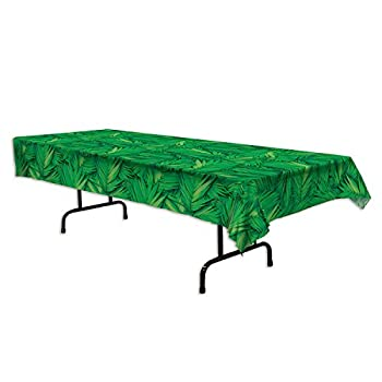 Palm Leaf Table Cover  54 In X 108 In   Value 3-Pack