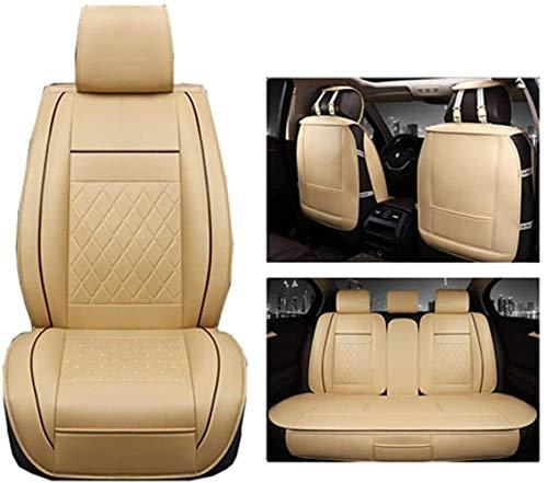 Cubierta de silla de coche para Usado para Universal de la PU cubiertas de asientos de cuero for el