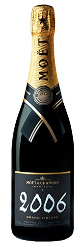 Moët & Chandon Champagne GRAND VINTAGE Extra Brut 2012 12,5% Vol. 0,75 l + GB