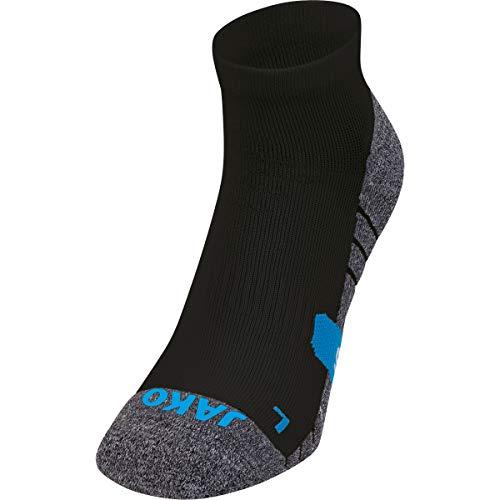 JAKO Trainingssocken Kurz Socken, schwarz, 4 (39-42)