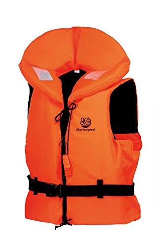 Marinepool Chaleco Salvavidas 100 N 12402 – 7 70 – 90 kg
