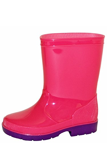 Gevavi Boots LUCA07310 Luca Bottes Fille PVC 31 Rose