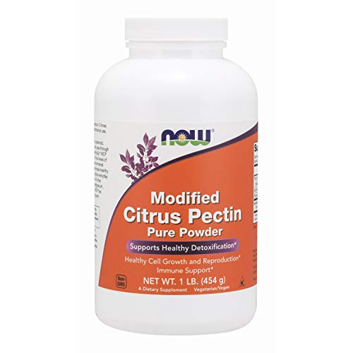 Now Foods Modificado pectina de citricos polvo puro 450 g