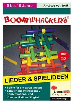 Boomwhackers - Lieder & Spielideen ( Januar 2009 )