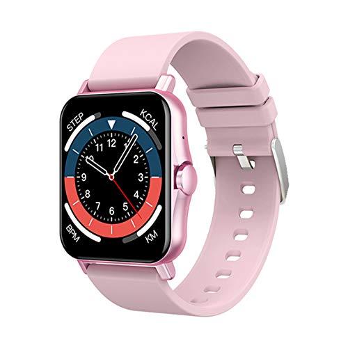 ZW23 1.69 Pulgadas 2021 Smart Watch Men's Bluetooth Llamada IP67 Fitness Tracker Sportswatch para Android iOS,A