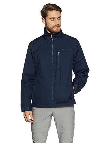 Columbia Men's Standard Utilizer Jacket, Collegiate Navy, Medium